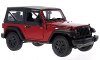 Jeep Wrangler SoftTop 2014