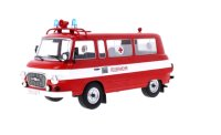 Barkas B 1000 Mini Bus Fire Brigade Ambulance