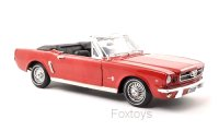 Ford Mustang Convertible 1964