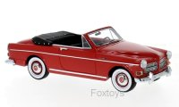 Volvo Amazon Coune Convertible 1963