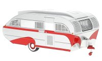 Aero Flite Falcon Travel Trailer 1947
