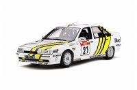 Renault 21 Turbo Gr.N n. 21 Rally Tour de Corse 1988