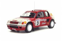 Peugeot 205 T16 Groupe B Rallye Ypres 1985