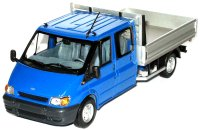 Ford Transit Truck Double Cabine