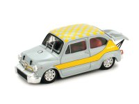 Fiat Abarth 1000 Berlina 1968 Officiale yellow