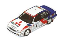 Mitsubishi Galant VR-4 n. 4 Ralliart winner Sweden Rally 1991