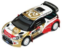 Citroen DS3 WRC 2013 Citroen Abu Dhabi World Rally Team Presentat
