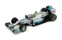 Mercedes AMG W03 winner Chinese GP