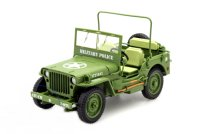 Jeep Willys Military Police
