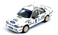 Ford Sierra Cosworth 4x4 n. 8 1000 Lakes Rallye 1991