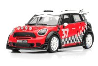 Mini Countryman WRC n. 37 Paris car show presentation 2011