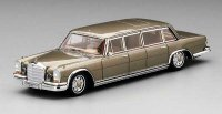 Mercedes-Benz 600 Pullman King Baudouin of Belgium