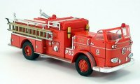 Seagrave K Open Cab Los Angeles City Fire Department Los Angeles