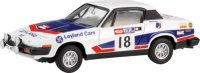 Triumph TR7 n. 18 Welsh Rally 1978