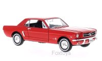 Ford Mustang Coupe 1964