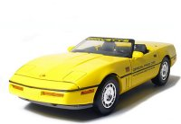 Chevrolet Corvette Convertible Indy 500 Pace Car 1986